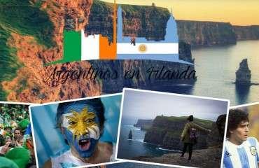 Argentinos en Irlanda